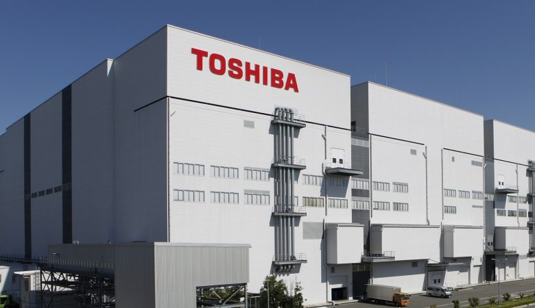 Toshiba sold it's Laptop Shares to Sharp